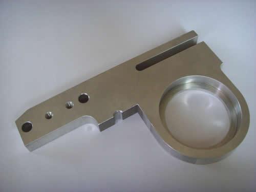 五轴CNC零件